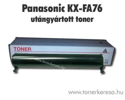 Panasonic KX-FA76 utángyártott toner