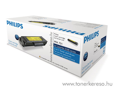 Philips PFA 751 Fax toner Philips Laserfax 5125 faxhoz