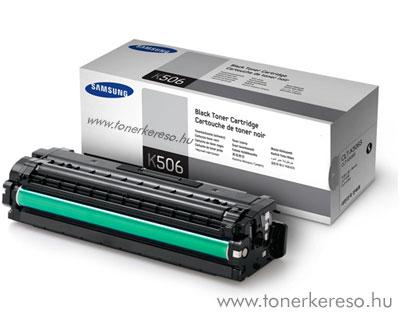 Samsung CLP680A Bk fekete eredeti toner CLT-K506S 2k Samsung CLX-6260FR lézernyomtatóhoz