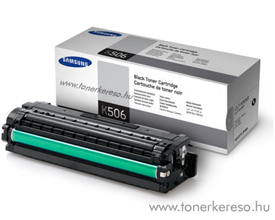 Samsung CLP680A Bk fekete eredeti toner CLT-K506S 2k