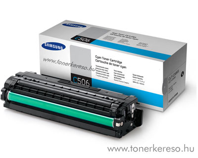 Samsung CLP680A C cyan eredeti toner CLT-C506S 1,5k Samsung CLX-6260ND lézernyomtatóhoz