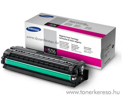Samsung CLP680A M magenta eredeti toner CLT-M506S 1,5k Samsung CLX-6260ND lézernyomtatóhoz