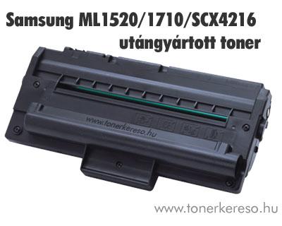 Samsung ML-1520/1710/SCX4216 utángyártott toner Samsung ML-1710P lézernyomtatóhoz
