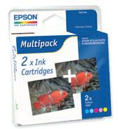 Epson Tintapatron T008403 Epson Stylus Photo 875 tintasugaras nyomtatóhoz
