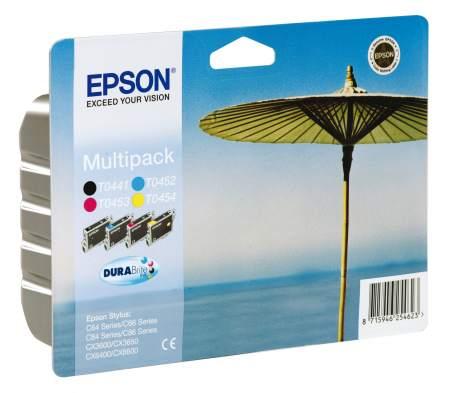 Epson Tintapatron T04454010 Epson Stylus C86 tintasugaras nyomtatóhoz