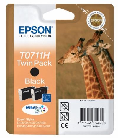 Epson Tintapatron T07114H10  Epson Stylus Office BX300F tintasugaras nyomtatóhoz