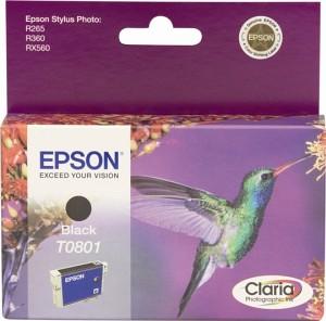 Epson Tintapatron T080140 Epson Stylus Photo R265 tintasugaras nyomtatóhoz