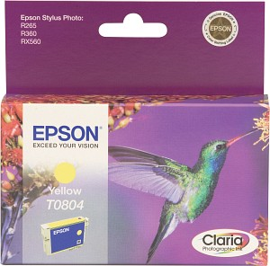 Epson Tintapatron T080440 Epson Stylus Photo P50 tintasugaras nyomtatóhoz