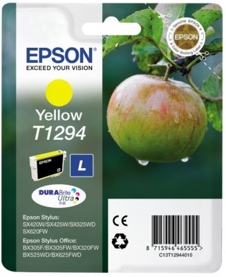 Epson Tintapatron T1294 Epson Stylus Office BX305F tintasugaras nyomtatóhoz