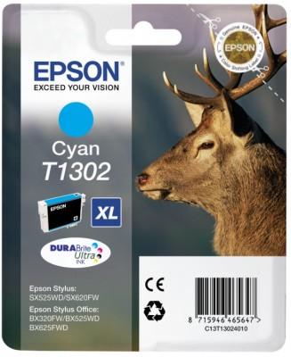 Epson Tintapatron T1302 Epson Stylus Office BX630FW tintasugaras nyomtatóhoz