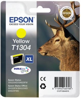 Epson Tintapatron T1304 Epson Stylus Office BX320FW tintasugaras nyomtatóhoz