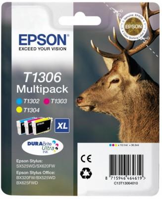 Epson Tintapatron T1306 Epson Stylus Office BX525WD tintasugaras nyomtatóhoz