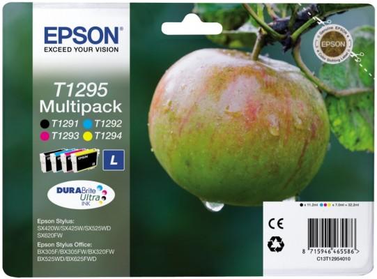 Epson Tintapatron T1295 Epson Stylus Office BX305F tintasugaras nyomtatóhoz