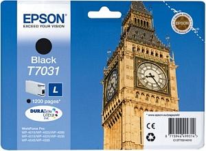 Epson Tintapatron T7031 Epson WorkForce Pro WP-4015DN tintasugaras nyomtatóhoz