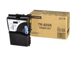 Kyocera TK 825 Bk Kyocera KM-C2525E lézernyomtatóhoz