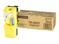 Kyocera TK 825 Y Kyocera KM-C3232E lézernyomtatóhoz