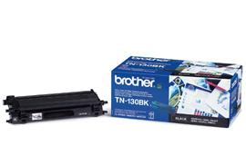 Brother TN 130 Bk fekete lézertoner színes lézernyomtatókhoz Brother HL-4050CDN lézernyomtatóhoz