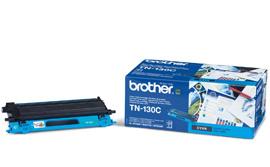 Brother TN 130 C cyan lézertoner színes lézernyomtatókhoz Brother HL-4050CDN lézernyomtatóhoz
