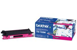Brother TN 130 M magenta lézertoner színes lézernyomtatókhoz Brother MFC-9840CDW lézernyomtatóhoz