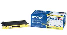 Brother TN 130 Y yellow lézertoner színes lézernyomtatókhoz Brother MFC-9840CDW lézernyomtatóhoz