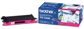 Brother TN 135 M magenta lézertoner színes lézernyomtatókhoz Brother MFC-9840CDW lézernyomtatóhoz