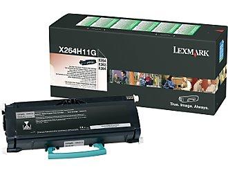 Lexmark Toner X264H11G Lexmark X364 lézernyomtatóhoz