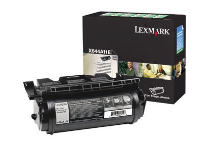 Lexmark Toner X644A11E Lexmark X644e lézernyomtatóhoz