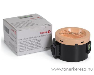 Xerox toner 106R02182 nagykapacitású XXL (Xerox 3010/3040, WC 30 Xerox WorkCentre 3045NW lézernyomtatóhoz
