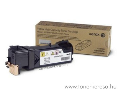 Xerox toner 106R01458 Xerox Phaser 6128 lézernyomtatóhoz