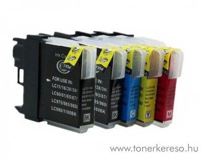 Brother DCP-145 utángyártott 5db-os patron csomag OBBLC1100MP5 Brother MFC-5895CW tintasugaras nyomtatóhoz