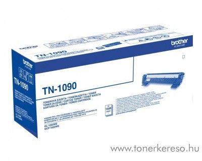Brother DCP-1622WE/HL-1222WE eredeti black toner TN1090