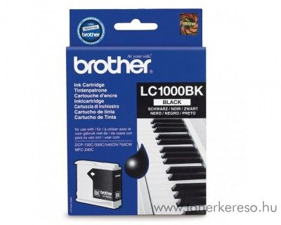 Brother MFC-5460CN eredeti black tintapatron LC1000HYBK Brother MFC-5860CN tintasugaras nyomtatóhoz