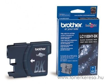 Brother DCP-6690/MFC-6490 eredeti black tintapatron LC1100HYBK