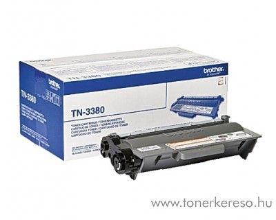 Brother DCP-8110/MFC-8510 eredeti black fekete toner TN-3380
