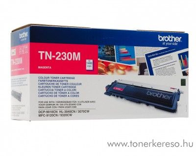 Brother DCP-9010/MFC-9120 eredeti magenta toner TN-230M
