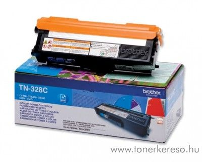 Brother DCP-9270/HL-4570 eredeti cyan toner TN-328C