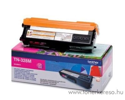 Brother DCP-9270/HL-4570 eredeti magenta toner TN-328M
