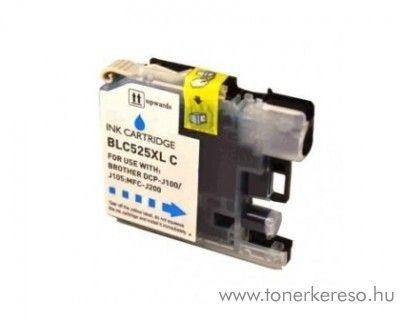 Brother DCP-J100/J105 utángyártott cyan tintapatron RBBLC525XLC Brother DCP-J100 tintasugaras nyomtatóhoz