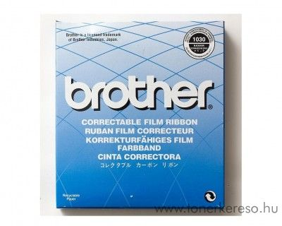 Brother eredeti 1030 black szalag BR1030RB Brother CORRECTRONIC145 mátrixnyomtatóhoz