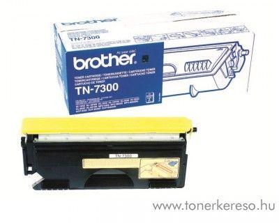 Brother HL-1650/1850 eredeti black fekete toner TN-7300 Brother DCP-8020 lézernyomtatóhoz