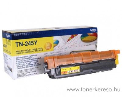 Brother HL-3150/3170/3140 eredeti yellow toner TN245Y