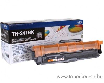 Brother HL-3170CW/3140CW eredeti black toner TN241BK