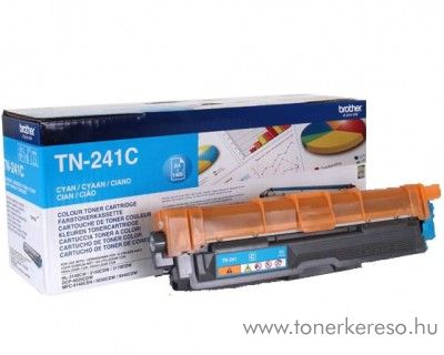 Brother HL-3170CW/3140CW eredeti cyan toner TN241C