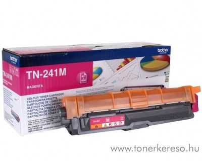 Brother HL-3170CW/3140CW eredeti magenta toner TN241M