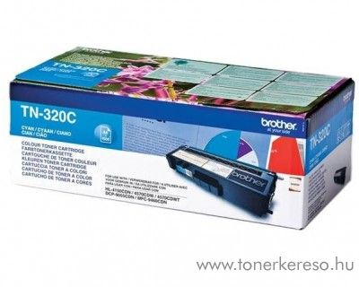 Brother HL-4140/4150/4570 eredeti cyan toner TN-320C