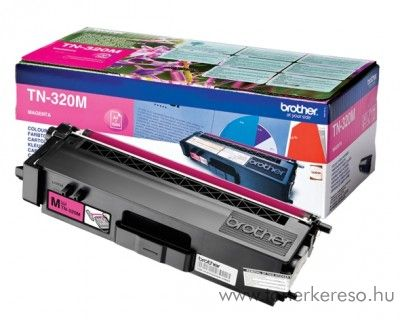 Brother HL-4140/4150/4570 eredeti magenta toner TN-320M