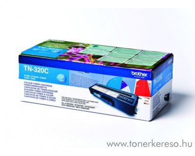 Brother HL-4140/4570 eredeti cyan toner TN320C
