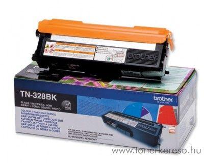 Brother DCP-9270/HL-4570 eredeti black fekete toner TN-328BK Brother DCP-9270CDN lézernyomtatóhoz