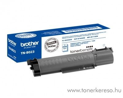 Brother HL-B2080DW/DCP-B7520DW eredeti black toner TNB023