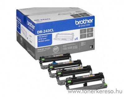 Brother HL-L3210CW/ DCP-L3510CDW eredeti dobegység DR243CL